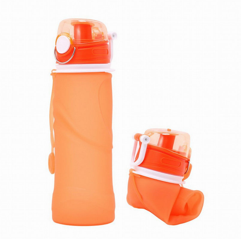 Outdoor Sports Water Bottle Environmental Friendly 750ml Large Capacity