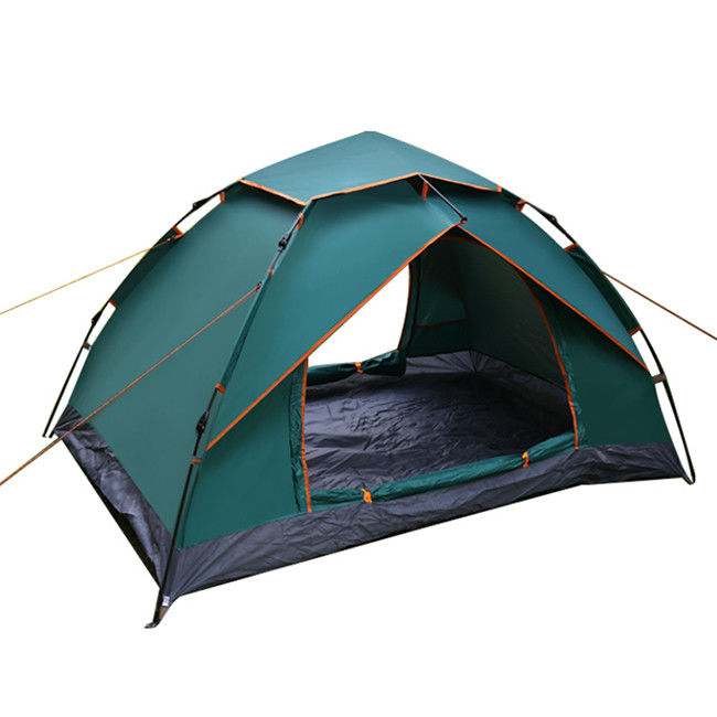 Fully Automatic Waterproof Camping Tent , Beach Shade Tent 210*150*120cm